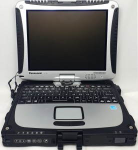 PANASONIC TOUGHBOOK MK8 i5-3610ME 8GB RAM 500 HDD
