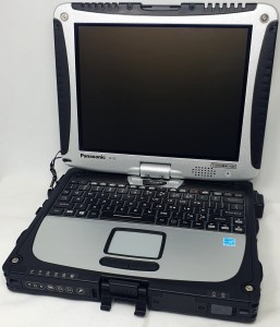 PANASONIC TOUGHBOOK MK8 i5-3610ME 8GB RAM 240 SSD